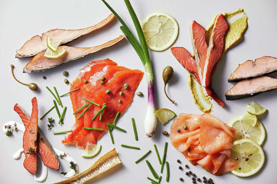 Smoked salmon can take your Easter brunch to the next level. Photo: Photo By Tom McCorkle For The Washington Post / For The Washington Post
