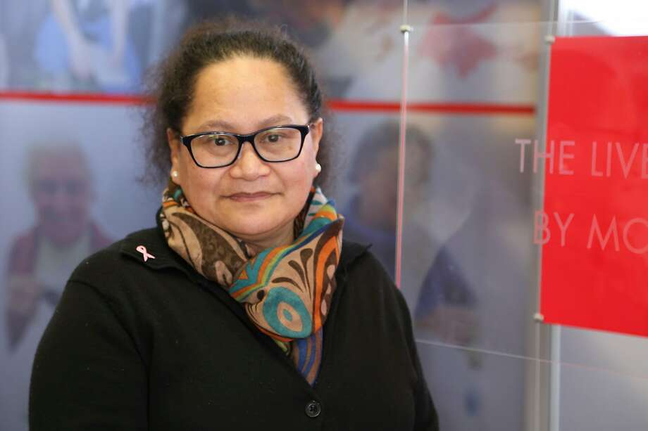 Louisa Akavi, a nurse from New Zealand who provided aid in Syria, was abducted by the Islamic State group in 2013. Photo: International Committee Of The Red Cross