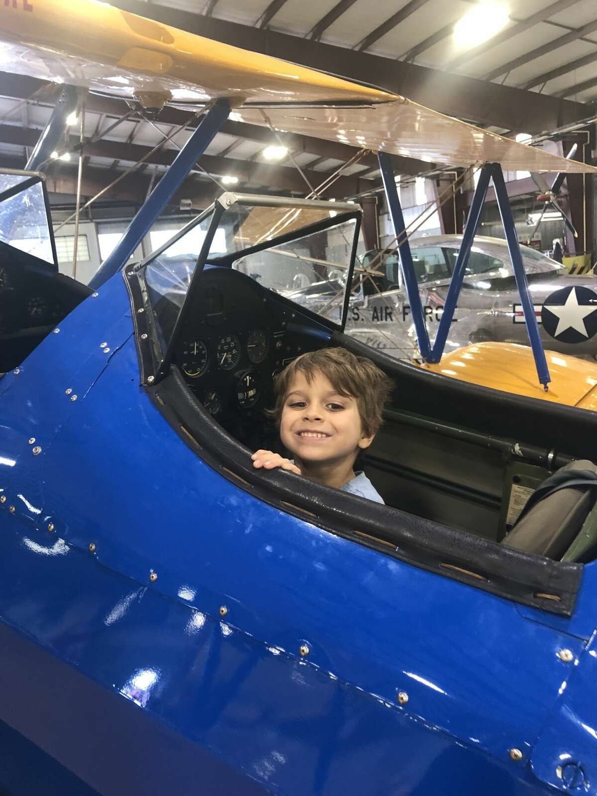 Open Cockpit Day: Tristan Wolf
