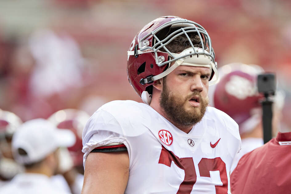 Alabama's Jonah Williams has starting experience at left tackle, but may project to the other side in the NFL.