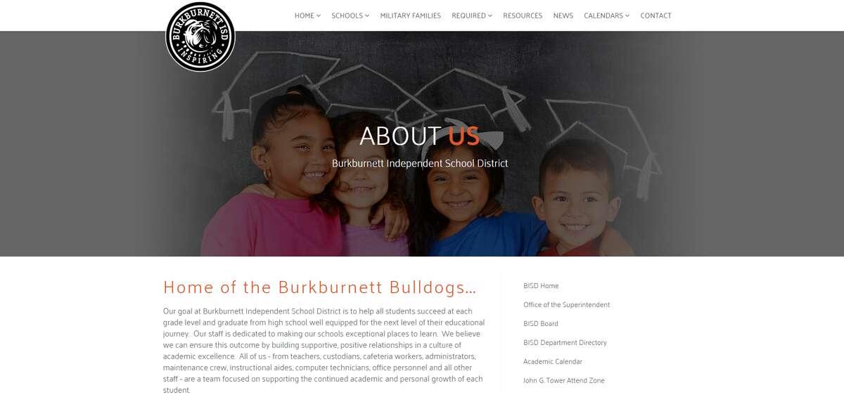 Burkburnett ISD Region: Wichita Falls Schools: All campuses