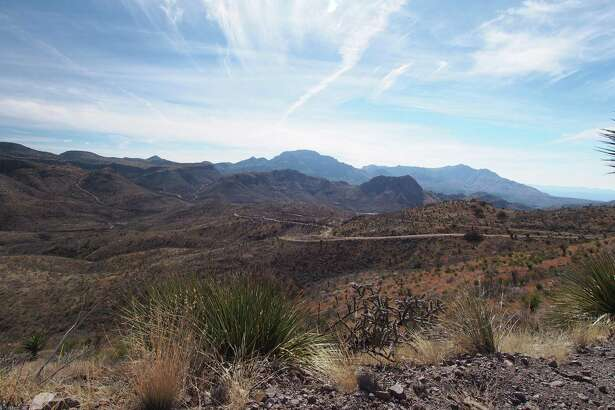 """Pinto Canyon, typically viewed through car windows by urban tourists bound from Marfa for the Chinati Hot Springs, has a rich and dramatic history explored in """"In the Shadow of the Chinatis."""""""