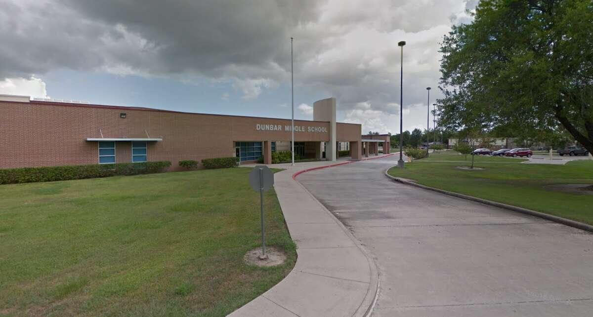 Dickinson ISD Region: Houston School: Dunbar Middle School