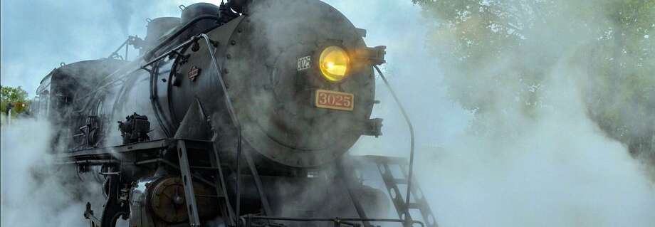 The Essex Steam Train & Riverboat has issued a reminder about railroad crossing safety. Photo: Contributed Photo