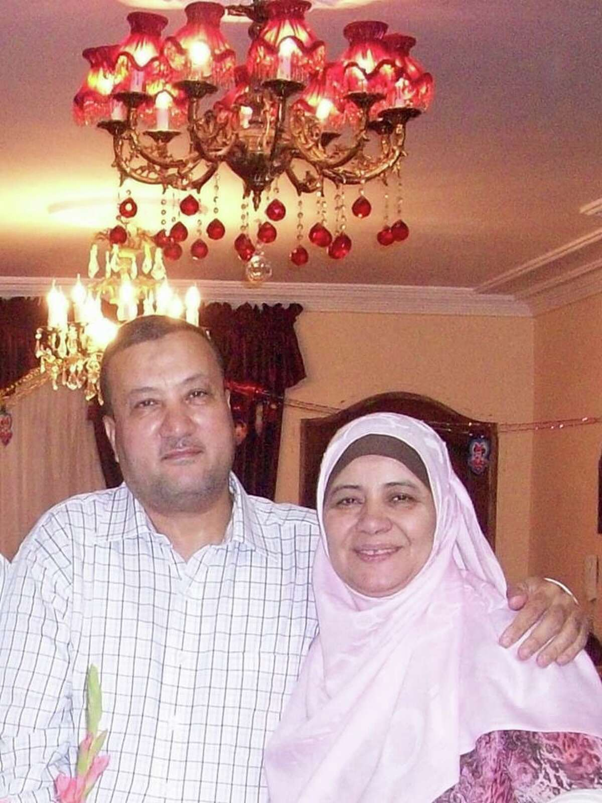 Ahmed Abdelnaby Mahmoud and Raia Abdallah Hassan, whose U.S. citizen daughter lives in Glenmont, have been detained, awaiting trial and without charges, in Egypt since December 2018.