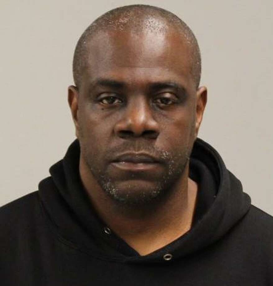 New York City resident Ajamu Obataiye was arrested in Westport on April 13 on charges of cruelty to animals, illegal dumping, and breach of peace. Photo: Contributed / Contributed Photo / Westport News contributed