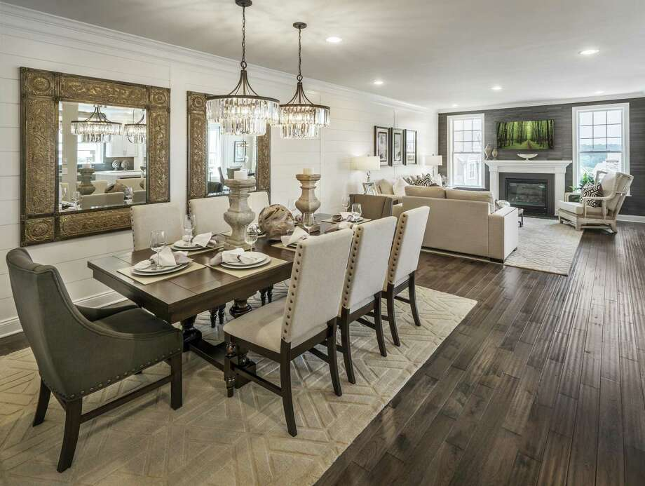 Toll Brothers, the nation's leading builder of luxury homes, kicked off its National Sales Event on Saturday, in participating communities throughout Connecticut. The event runs through Sunday, April 28. Photo: William Taylor