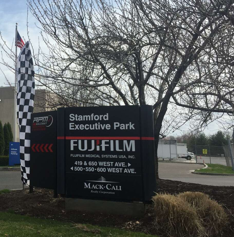 The Stamford Executive Park office-industrial complex, in Stamford's Waterside section, has sold as part of an approximately $488 million sale of a portfolio of 56 buildings in Fairfield County and Westchester County, New York. Photo: File Photo