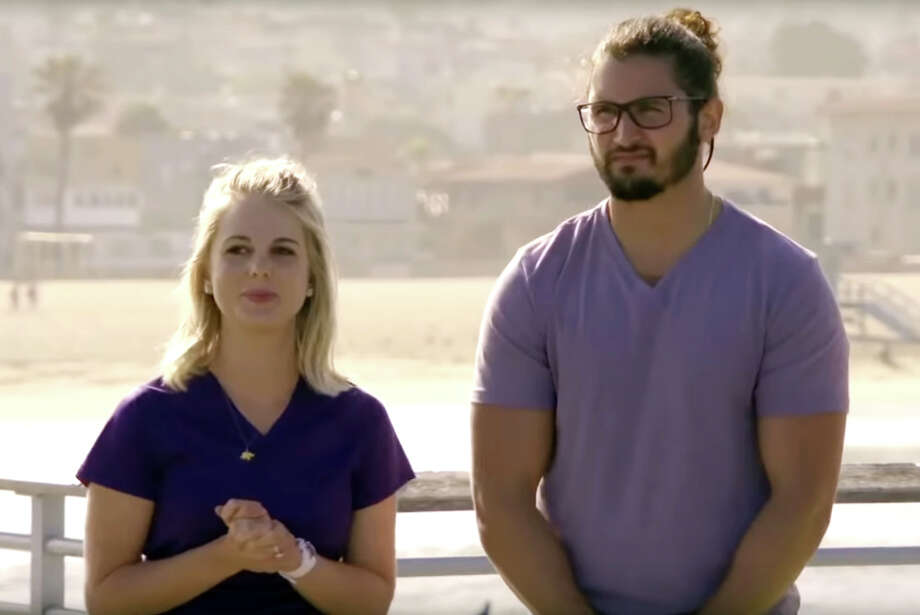 Ubly's Nicole Franzel and her fiancé, Victor Arroyo, are one of 11 teams featured on this season of the Amazing Race. Season 31 will feature the first-ever showdown between contestants from Survivor, Big Brother and the Amazing Race. Franzel was crowned a Big Brother champion in 2016. (Photo courtesy of CBS) Photo: Photo Courtesy Of CBS