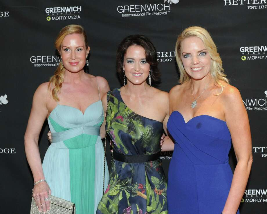 The annual Greenwich International Film Festival Changemaker Gala at Betteridge Jewelers in Greenwich, Conn., Thursday, May 31, 2018. Photo: File. / Hearst Connecticut Media / Greenwich Time