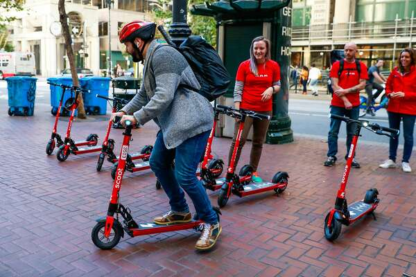 Bird buys Scoot, and more electric scooter deals could be on the way