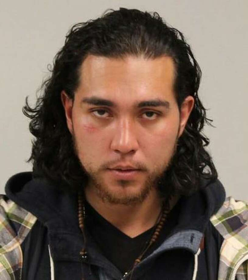 Norwalk resident Yinri Tirado was charged with second degree breach of peace in Westport on April 12. Photo: Contributed / Contributed Photo / Westport News contributed