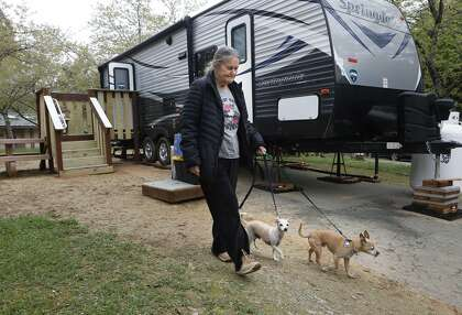Oakland gets FEMA trailers to house 70 homeless people, plus state funds