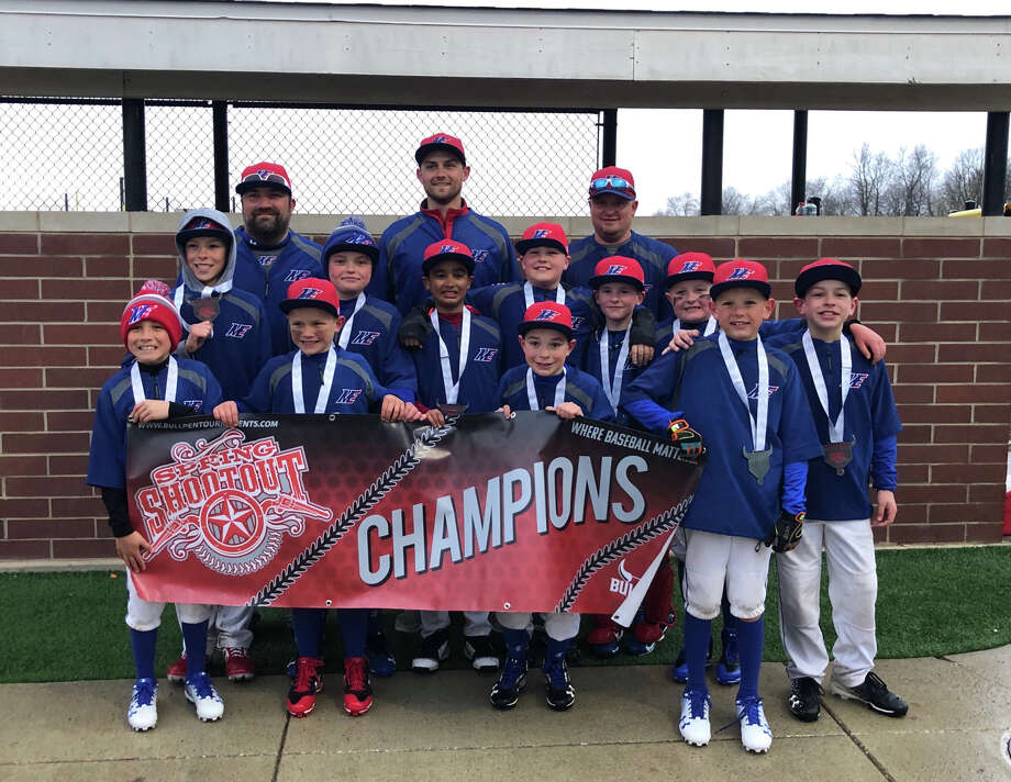 The Midland Explorers 10U baseball team won the Spring Shootout tournament in Indianapolis recently. Photo: Photo Provided