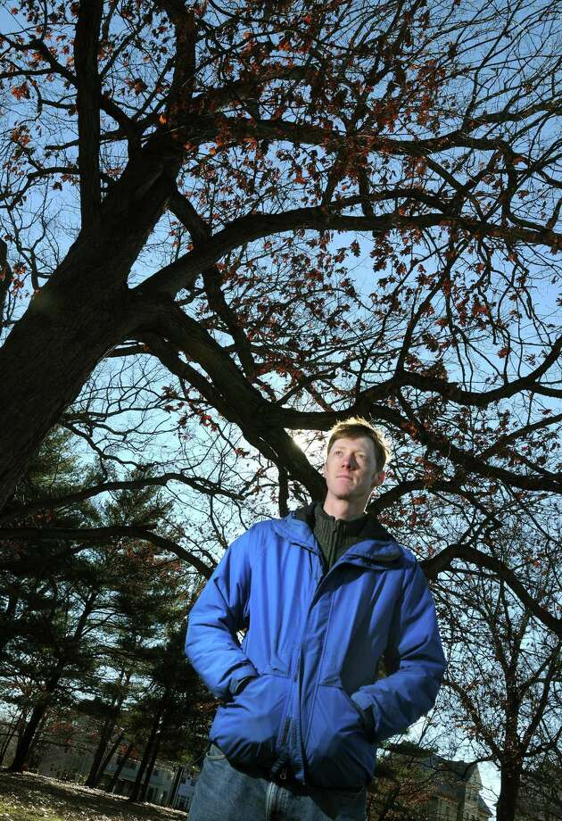 Justin Elicker Photo: Hearst Connecticut Media