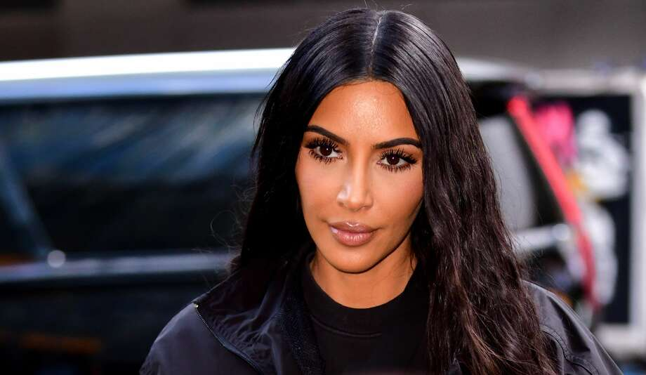 NEW YORK, NY - JUNE 14:  Kim Kardashian seen on the streets of Manhattan on June 14, 2018 in New York City.  (Photo by James Devaney/GC Images) Photo: James Devaney/GC Images