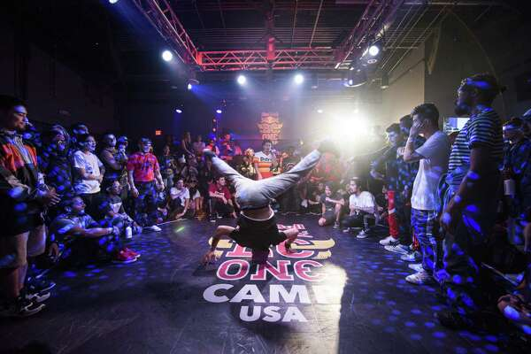 Red Bull's BC One Tour brings head-spinning breakdance to