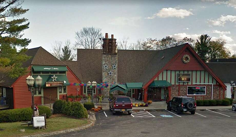 "An agreement has been reached that will allow people who use wheelchairs to enjoy Happy Hour specials at a Brookfield restaurant. John H. Durham, U.S. Attorney for Connecticut, said his office will issue a ""Letter of Resolution"" to Hacienda Don Manuel Restaurant in Brookfield to resolve allegations the restaurant was not operating in compliance with the Americans with Disabilities Act. An ADA complaint was filed by a person with mobility disabilities alleging that Hacienda Don Manuel's bar counter was not accessible to individuals in wheelchairs and that Hacienda Don Manuel would not provide ""Happy Hour"" services to individuals in wheelchairs sitting at tables in the restaurant, Durham said in a release. Photo: Google Street View Image"