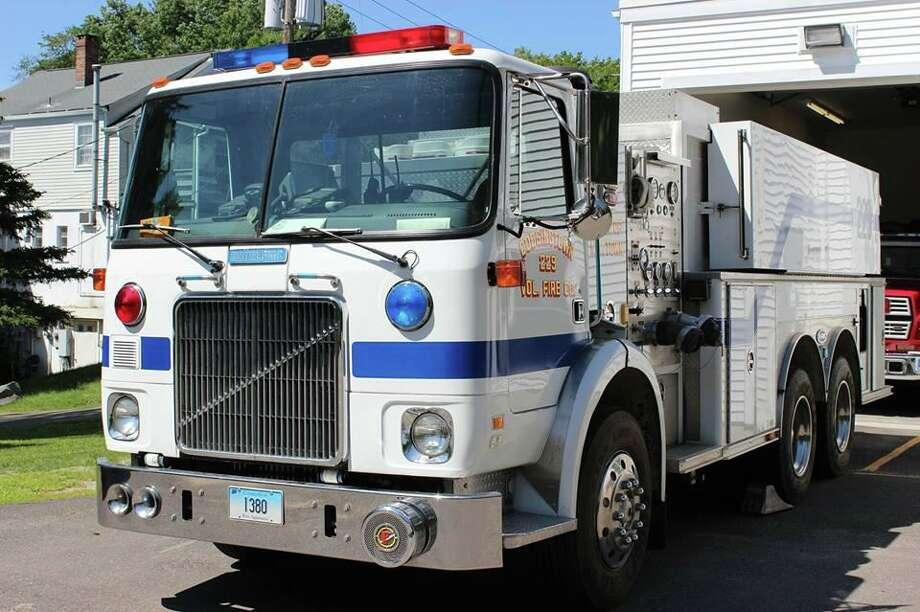 Dodgingtown Volunteer Fire Companytruck. Photo: Dodgingtown Volunteer Fire Company, No. 1. Inc. / Facebook