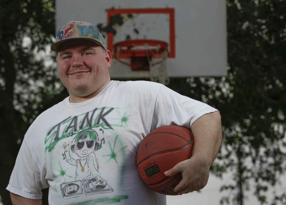 """Special Olympics athlete, Derek """"Tank"""" Schottle, posted a viral video defending Special Olympics after Education Secretary Betsy DeVos threatened to cut funding last month."""