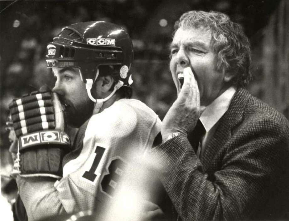 Former New Haven Blades and Nighthawks coach Don Perry Photo: New Haven Register / File