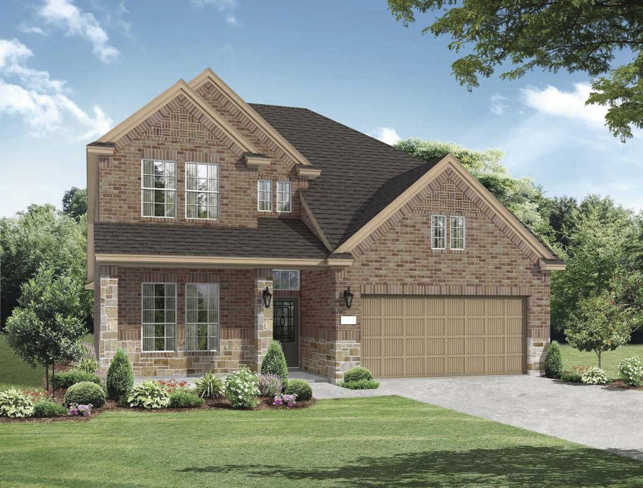 Benefit home: Toll Brothers donates charity site - Houston