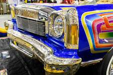 The Brown Impressions Car Club hosted its 40th annual car show Sunday, Apr. 14, 2019, at the L.I.F.E. grounds.