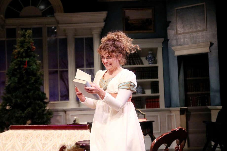 "Skyler Sinclair from ""Miss Bennet,"" Main Street Theater, 2018 Photo: Main Street Theater"