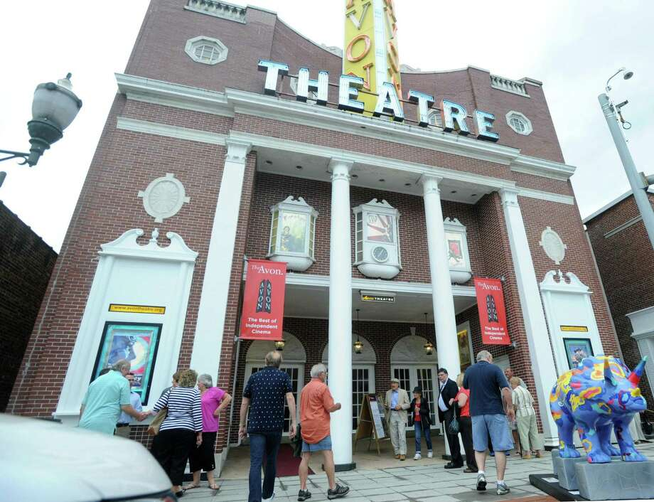 Stamford's Avon Theatre is among the venues participating April 26-April 30 in Focus on French Cinema, the annual Francophone festival of the Alliance Française of Greenwich. Photo: Hearst Connecticut Media File Photo / Greenwich Time