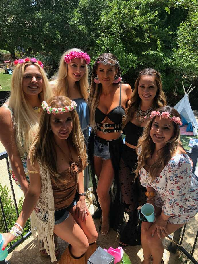 The Texicanas celebrated Penelope's birthday with a Cochella-themed party aka 'Penchella.' Photo: Sabrina Begum