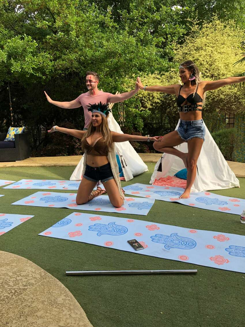 The Texicanas celebrated Penelope's birthday with a Cochella-themed party aka 'Penchella.'