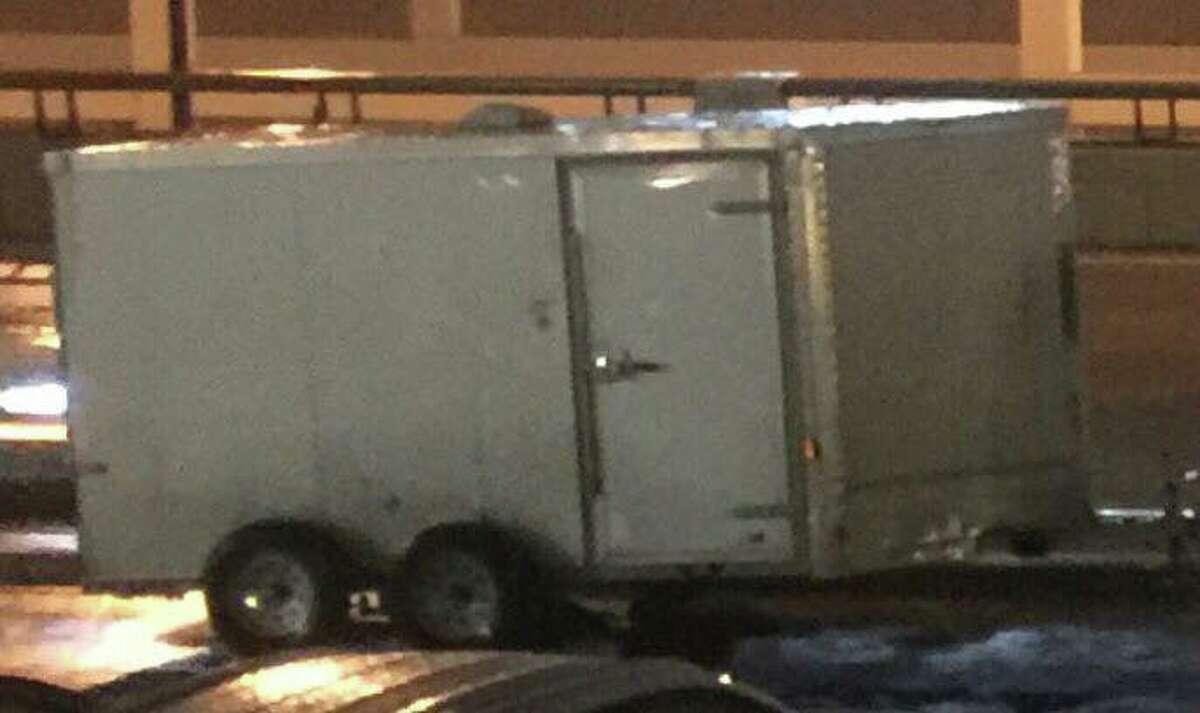 Houston band The Suffers had its trailer stolen in Dallas.
