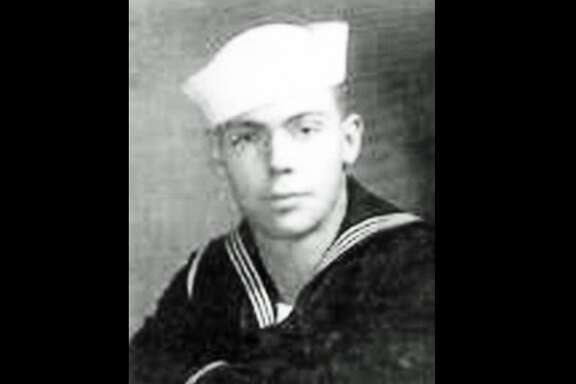 A photograph of Navy Seaman 2nd Class Richard J. Thomson, 19, of League City, Texas. Tuesday, the Defense POW/MIA Accounting Agency announced his remains from World War II had finally been identified.