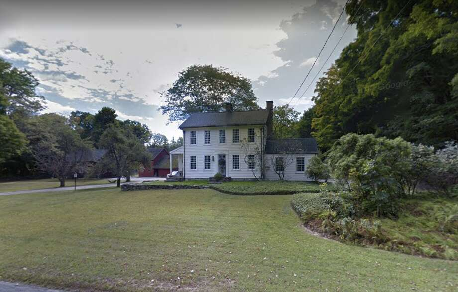 135 Boggs Hill Road in Newtown sold for $643,000. Photo: Google Maps