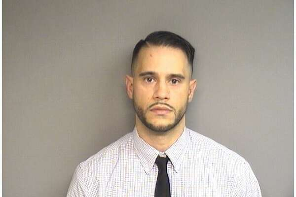 George Christiansen, 29, of Stamford, was charged with second-degree manslaughter in the death of pedestrian Lynette Wagner in Stamford on Jan. 2.