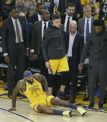 DeMarcus Cousins' latest injury: How much can one man take?