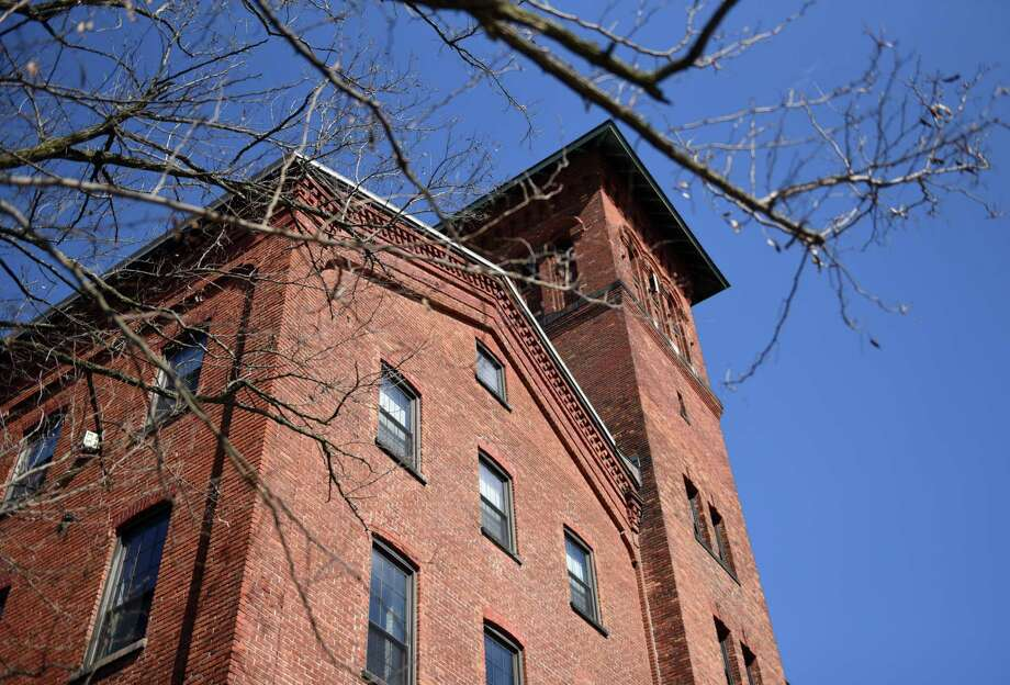 A view of the Powers Park Lofts on Thursday, April 4, 2019 located at 387 Third Ave. in Troy, NY. (Phoebe Sheehan/Times Union) Photo: Phoebe Sheehan, Albany Times Union / 40046578A