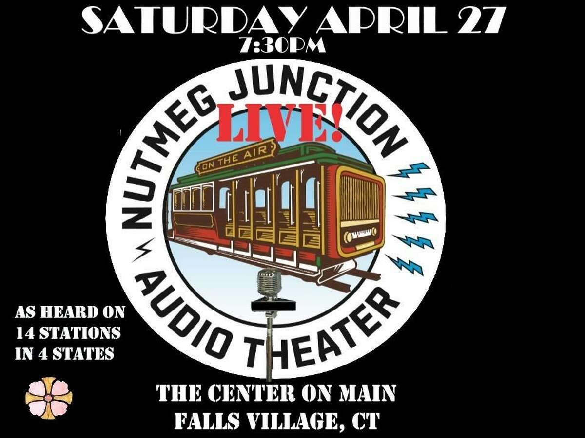 Nutmeg Junction, a live radio show on WAPJ in Torrington, is coming to Falls Village's Center on Main April 27 to give a fundraising performance for the Kellogg School.