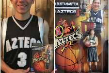 3D Me has not only been producing action figures of local athletes, but packaging them as they would be sold in stores. Owner David Escobar told mySA.com he started his business about two years ago, but relaunched about 3 months ago with the packaging offer.