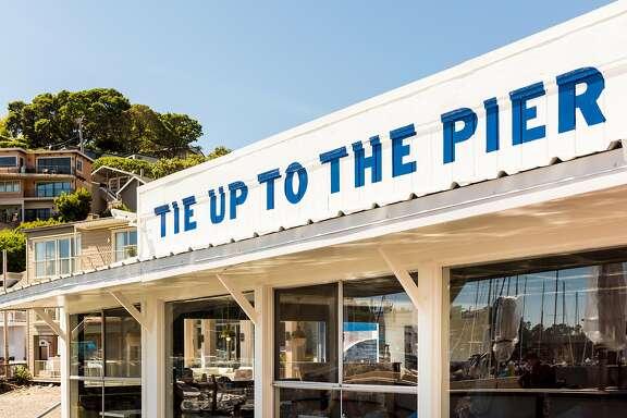 Sam's Anchor Cafe.