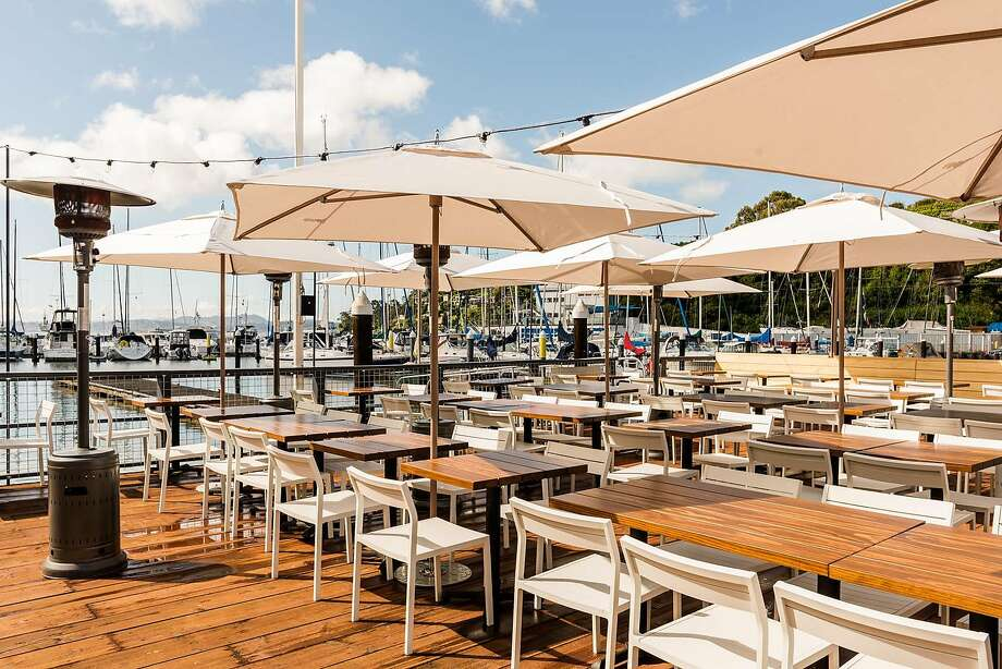 Sam's Anchor Cafe deck. Photo: Albert Law
