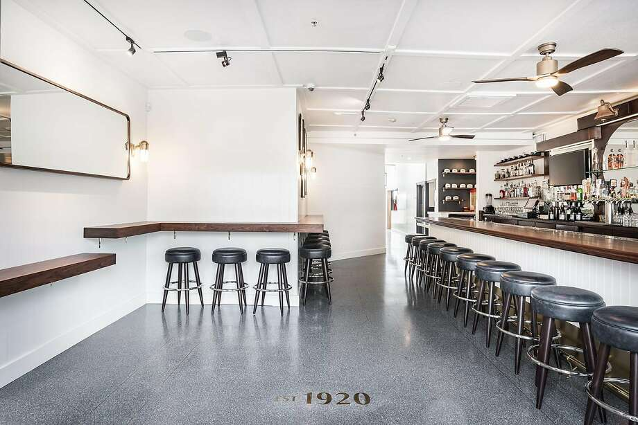 Sam's Anchor Cafe bar area. Photo: Albert Law