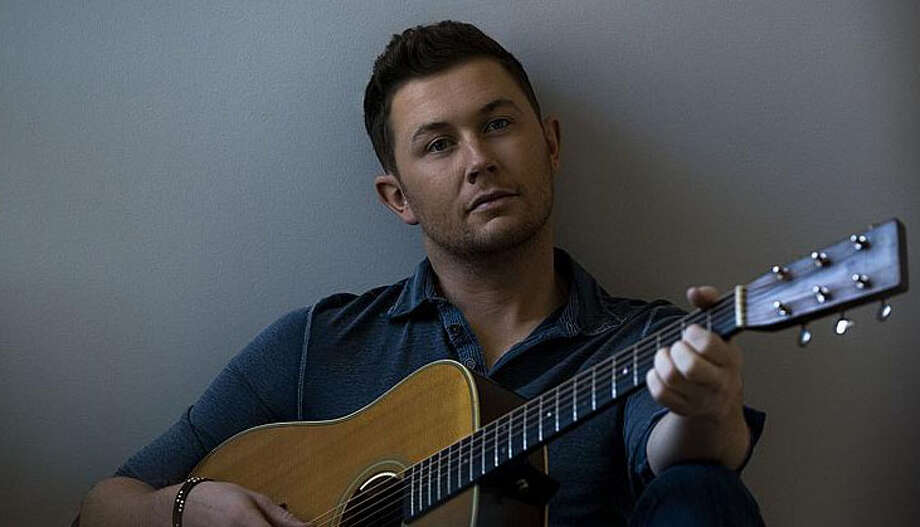 Country music star Scotty McCreery Photo: Provided
