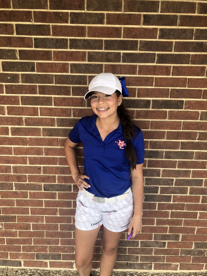 Midland Christian golfer Rylie Rodriguez Photo: Courtesy Photo