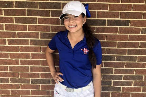 Midland Christian golfer Rylie Rodriguez