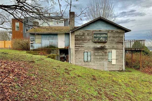 Own not just 1 parcel, but 4 in Seattle's Highland Park