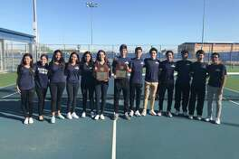 The Alexander tennis teams will compete in the Region IV-6A tournament Wednesday after both teams won the District 29-6A title last week.
