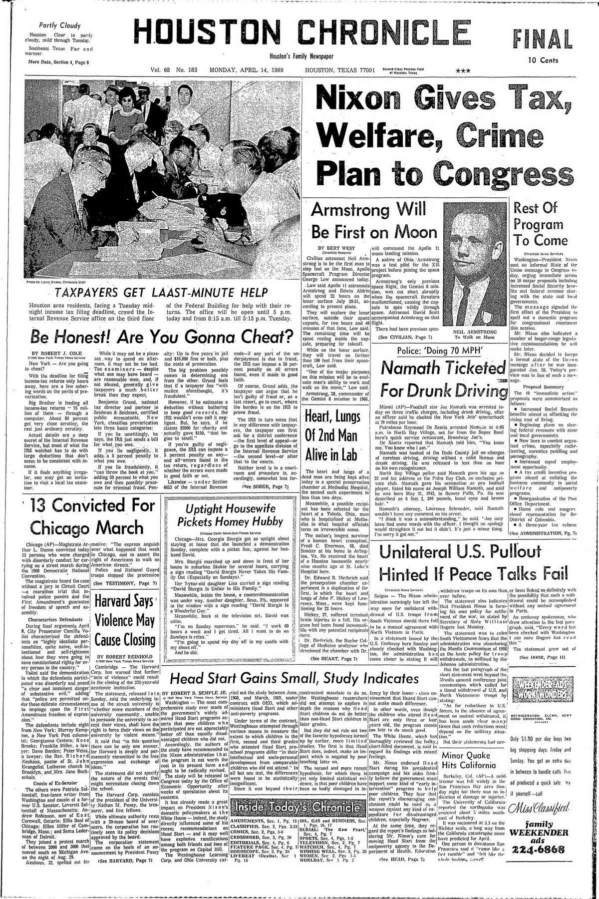 April 14, 1969