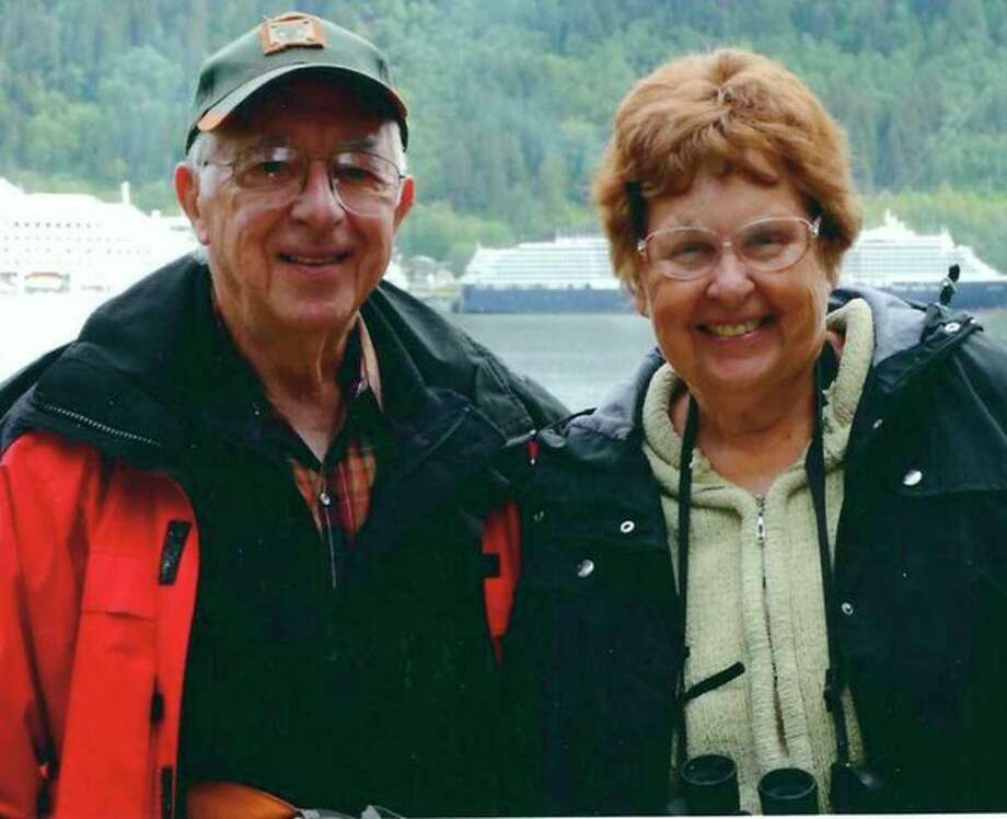 Carl and Patricia Price (photo provided)