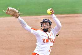 Kelly Salinas held United South to a pair of unearned runs and finished 2-for-4 with an RBI leading United to a 4-2 victory.